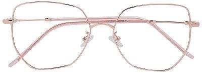 Armação Óculos Receituário AT 1010 Cobre