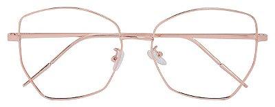 Armação Óculos Receituário AT 934 Cobre