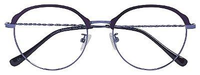 Armação Óculos Receituário AT 9130 Roxo
