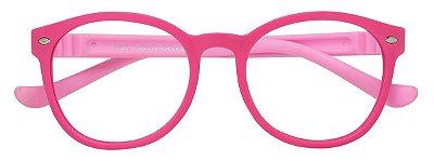 Armação Óculos Receituário AT 887 Rosa (08 A 17 Anos)