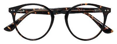 Armação Óculos Receituário AT 3346 Tartaruga