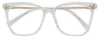 Armação Óculos Receituário AT 98005 Transparente