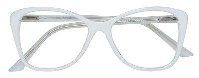 Armação Óculos Receituário AT 2090 Branco