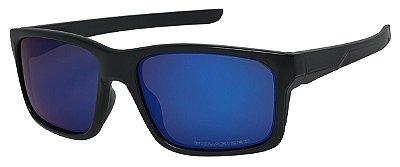 Óculos de Sol Masculino AT 9264 Preto/Azul Espelhado