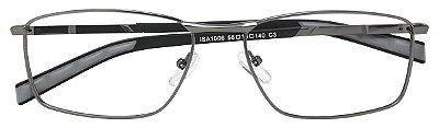Armação Óculos Receituário AT 1006 Chumbo/Cinza