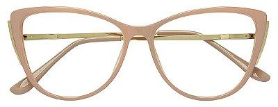 Armação Óculos Receituário AT 5012 Nude