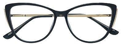 Armação Óculos Receituário AT 5012 Azul