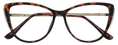 Armação Óculos Receituário AT 5012 Tartaruga