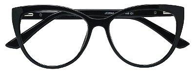 Armação Óculos Receituário AT 2044 Preto