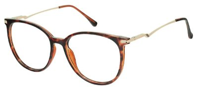 Armação Óculos Receituário AT 5004 Tartaruga