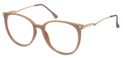 Armação Óculos Receituário AT 5004 Nude