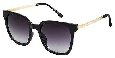 Óculos de Sol Feminino AT 72166 Preto