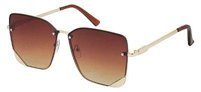 Óculos de Sol Feminino AT 5105 Dourado