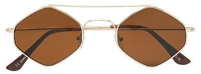Óculos de Sol Masculino E Feminino AT 4125 Cobre/Marrom