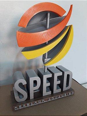 Logomarca personalizadas em 3D
