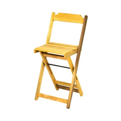 Cadeira Bistrô Dobrável Itaúba