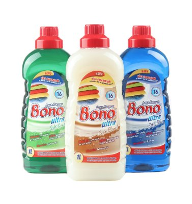 Bono Ultra - Lava Roupas Líquido - 1 Litro - Lumazil
