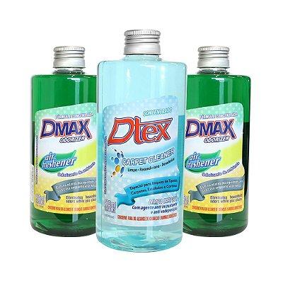Combo Misto - Dmax + Dtex