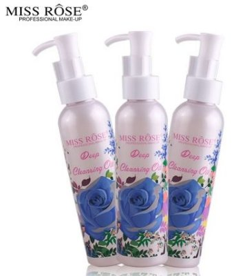Demaquilante Miss Rôse 150 ml