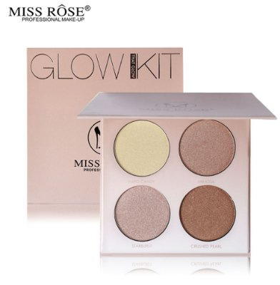 Glow Kit Miss Rôse Cor N2