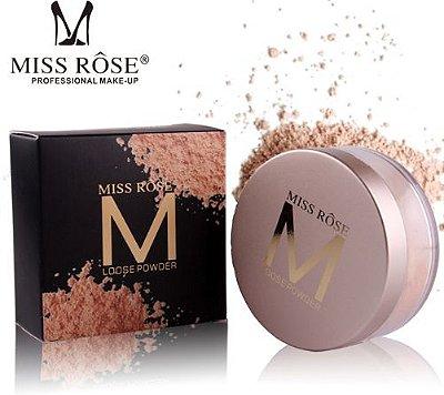 Pó Solto Mineral Miss Rôse