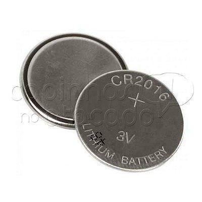Bateria de Lítio 3V - Cartela c/ 5 unidades