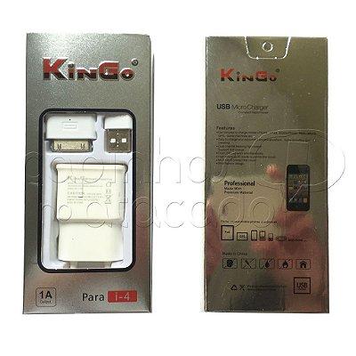 Carregador para iPhone 4 Linha Premium - KinGo