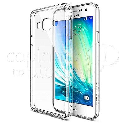 Capa de Silicone TPU Transparente para Samsung A3 2016