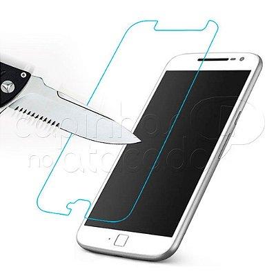 Película de Vidro Temperado para Motorola Moto G4 Plus