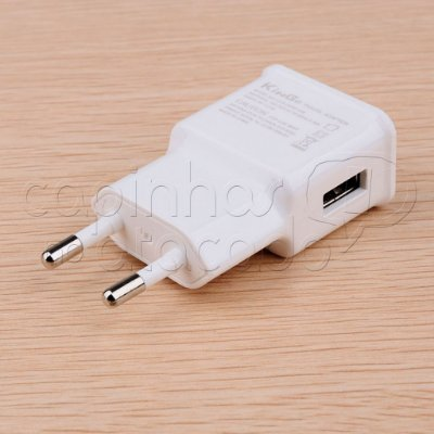 Adaptador Fonte USB 5V 2A Linha Premium - KinGo