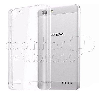 Capa de Silicone TPU Transparente para Lenovo K5