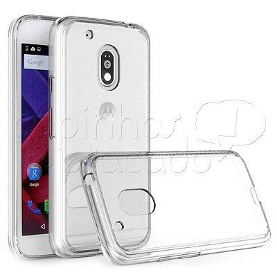 Capa de Silicone TPU Transparente para Motorola Moto G4 Play