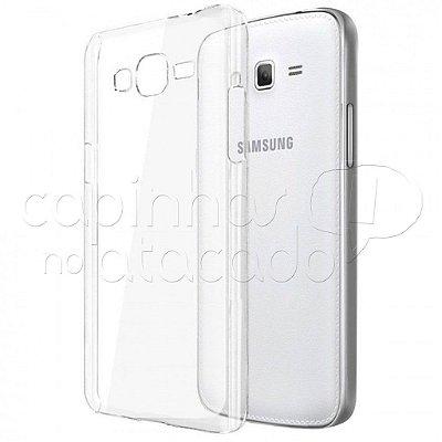 Capa de Silicone TPU Transparente para Samsung Galaxy S3 Slim 3812