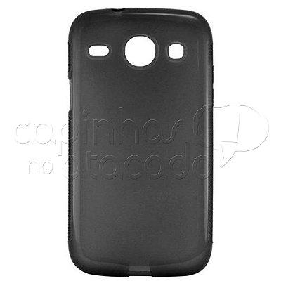 Capa de Silicone TPU Fumê para Samsung Galaxy S3 Duos 8262
