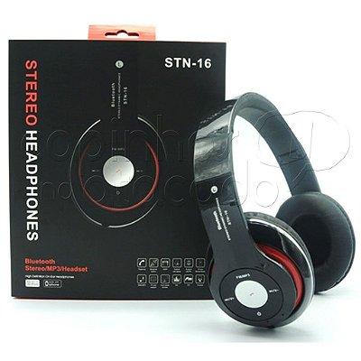 Headphone Bluetooth S460 Linha Premium - Kingo