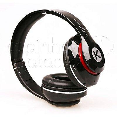 Headphone Bluetooth SH-13 Linha Premium - Kingo