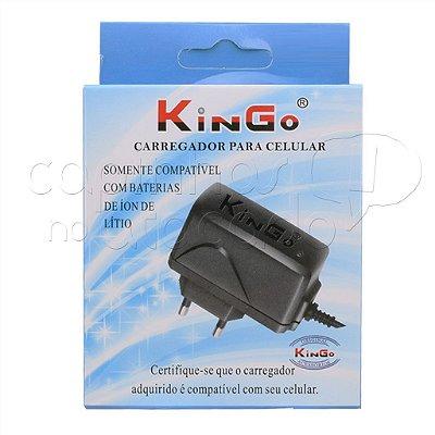 Carregador De Tomada V8 Galaxy Linha Premium - Kingo
