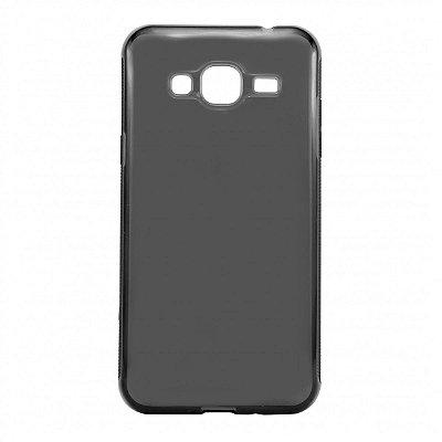 Capa de Silicone TPU Fumê para Samsung Galaxy J3 2016