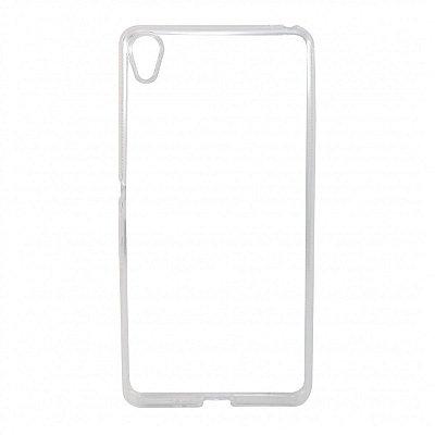 Capa de Silicone TPU Transparente para Sony Xperia XA