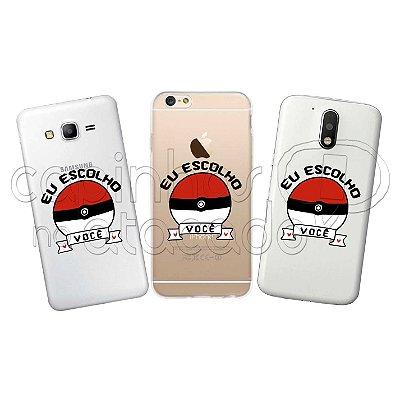 Capa Personalizada Premium - Pokémon Pokeball