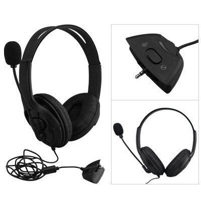HeadPhone com Microfone para XBOX 360
