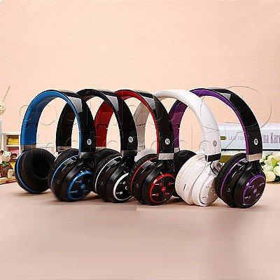 Headphone Bluetooth B-07 - Cores Sortidas