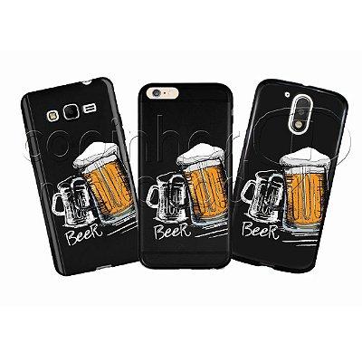 Capa Personalizada Premium BLACK - Beer