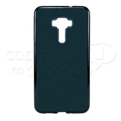 Capa de Silicone TPU Fumê para Asus Zenfone 3 Deluxe (5.7)