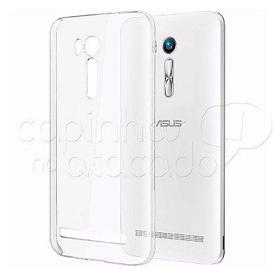 Capa de Silicone TPU Transparente para Asus Zenfone Go Live