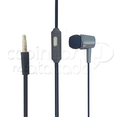 Fone de Ouvido Intra-Auricular Awemax Stereo Sound - Cores Sortidas