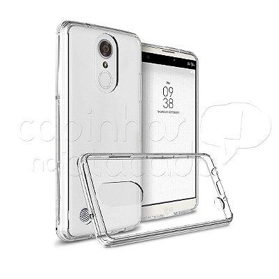 Capa de Silicone TPU Transparente para LG K8 2017