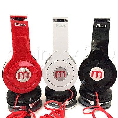 Fone de Ouvido Headphone PERFECTION - F-567 - Cores Sortidas