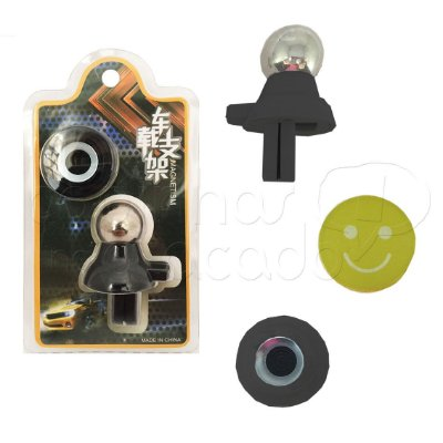 Suporte Magnético para Saída de AR - Basic - Cores Sortidas