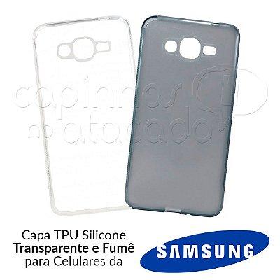 Capa de Silicone TPU para Celulares da Samsung - Clique e Escolha o Aparelho